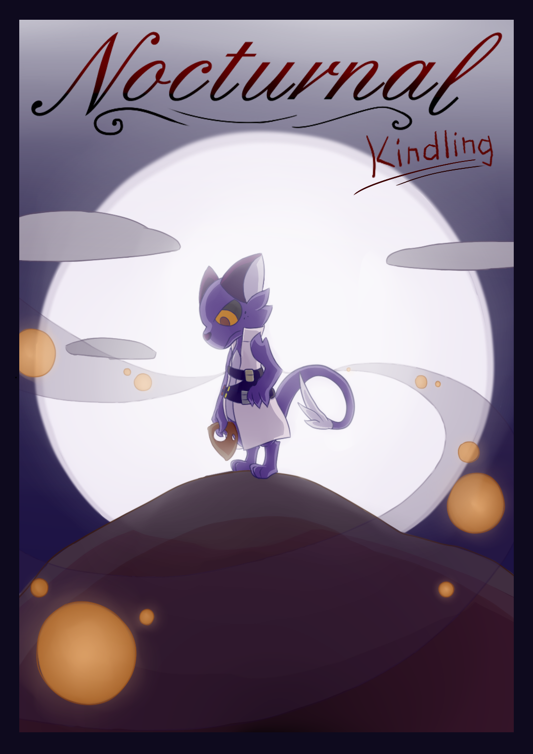 Kindling: Cover Page