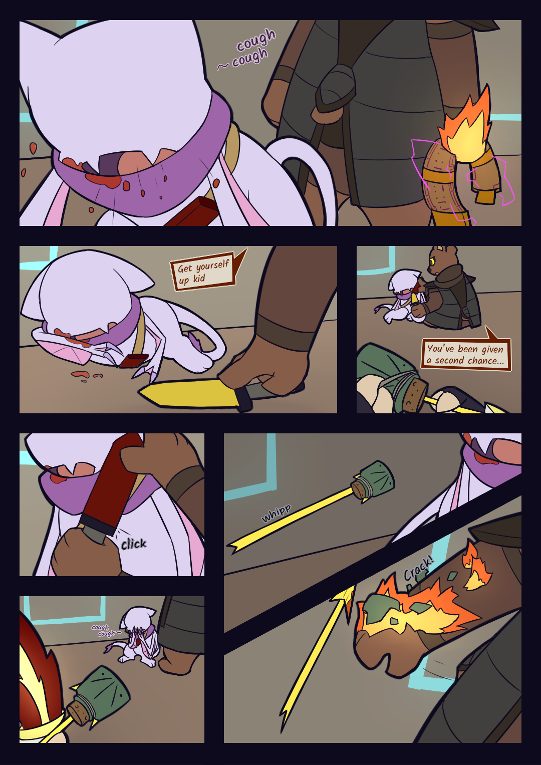 Nocturnal: THE CHAINS THAT BIND - Page 50